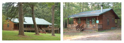 Friendly Pines Cabins